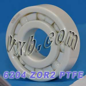 6204 Full Ceramic Bearing 20x47x14:vxb:Ball Bearings