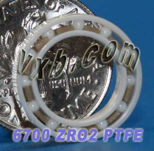 6700 Full Ceramic Bearing 10x15x4:vxb:Ball Bearing