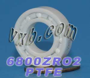 6800 Full Ceramic Bearing 10x19x5:vxb:Ball Bearing