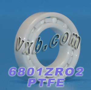 6801 Full Ceramic Bearing 12x21x5:vxb:Ball Bearing
