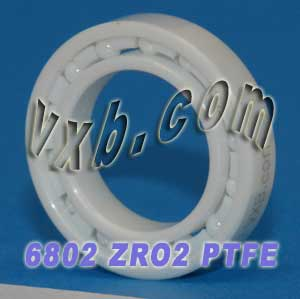 6802 Full Ceramic Bearing 15x24x5:vxb:Ball Bearing