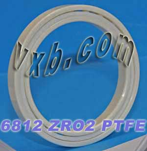 6812 Full Ceramic Bearing 60x78x10:vxb:Ball Bearing