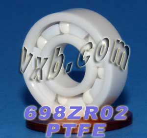 698 Full Ceramic Bearing 8x19x6:vxb:Ball Bearing