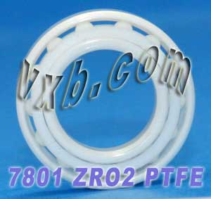 7801 Angular Contact Full Ceramic Bearing 12x21x5:vxb:Ball Bearing
