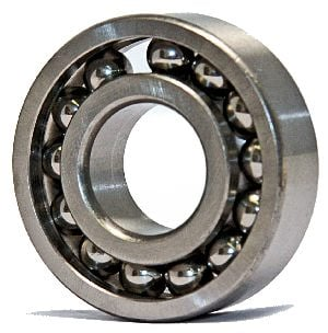 6203 Full Complement Bearing 17x40x12:vxb:Ball Bearing