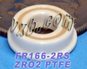 "Full Ceramic Sealed Bearing 3/16""x3/8""x1/8"