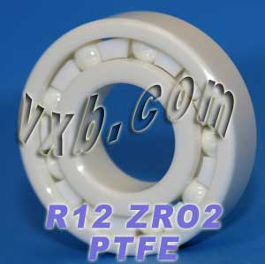 "R12 Full Ceramic Bearing 3/4""x1 5/8""x7/16"":vxb:Ball Bearings"