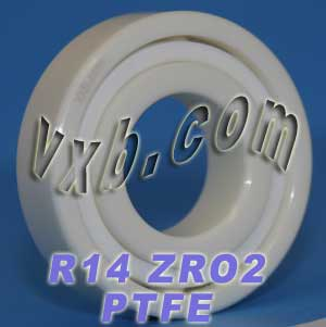 "R14 Full Ceramic Bearing 7/8""x1 7/8""x1/2"":vxb:Ball Bearing"