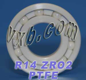 "R14 Full Ceramic Bearing 7/8""x1 7/8""x1/2"":vxb:Ball Bearings"
