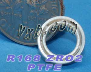 "R168 Full Ceramic Bearing 1/4""x3/8""x1/8"":vxb:Ball Bearings"