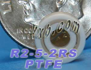 "Full Ceramic Sealed Bearing 1/8""x5/16""x9/64"" ZrO2:vxb:Ball Bearing"