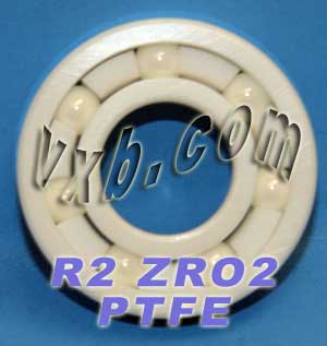 "R2 Full Ceramic Bearing 1/8""x3/8""x5/32"":vxb:Ball Bearing"