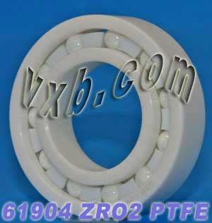 61904 Full Ceramic Bearing 20x37x9:vxb:Ball Bearing