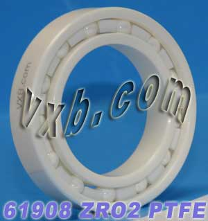 61908 Full Ceramic Bearing 40x62x12:vxb:Ball Bearing