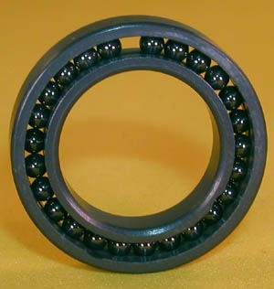 6800 Full Complement Ceramic Bearing 10x19x5 Si3N4:vxb:Ball Bearing