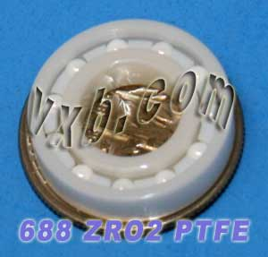 688 Full Ceramic Bearing 8x16x4:vxb:Ball Bearing