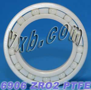 6906 Full Ceramic Bearing 30x47x9:vxb:Ball Bearing