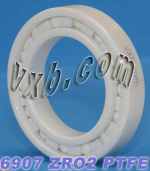 6907 Full Ceramic Bearing 35x55x10:vxb:Ball Bearing