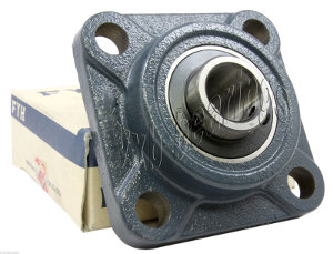 55mm Square Flanged Mounted Bearing UCF211:vxb:Ball Bearing