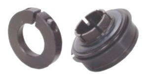 "GER207-21-ZMKFF Bearing Insert GRIP-IT 360 Degree Locking:1 5/16"" Inch inner diameter: Ball Bearings"
