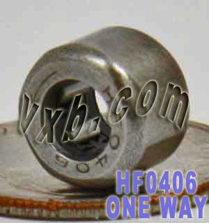HF0406 One Way Needle Bearing 4x8x6:vxb:Ball Bearing