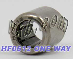 HF0612 One Way Needle Bearing 6x10x12:vxb:Ball Bearings