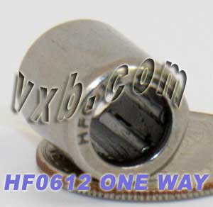 HF0612 One Way Needle Bearing 6x10x12:vxb:Ball Bearing