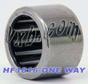 HF1816 One Way Needle Bearing 18x24x16:vxb:Ball Bearing