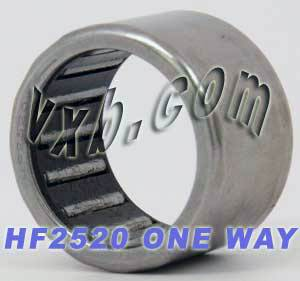 HF2520 One Way Needle Bearing 25x32x20:vxb:Ball Bearing