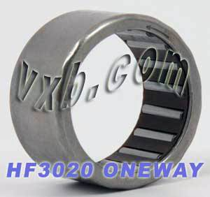HF3020 One Way Needle Bearing 30x37x20:vxb:Ball Bearing