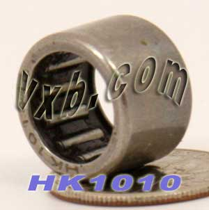 HK1010 Needle Bearing 10x14x10 :vxb:Ball Bearing