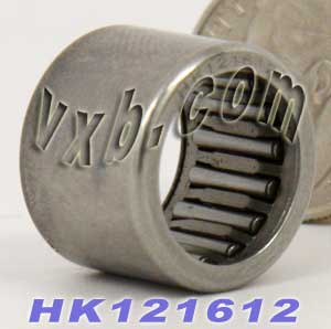 HK121612 Needle Bearing 12x16x12 :vxb:Ball Bearing