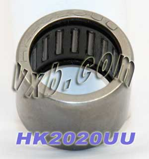 HK2020UU Needle Bearing 20x26x20:vxb:Ball Bearing