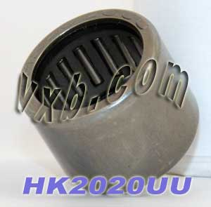 HK2020UU Needle Bearing 20x26x20:vxb:Ball Bearings