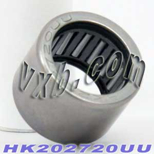 HK202720UU Needle Bearing 20x27x20:vxb:Ball Bearing