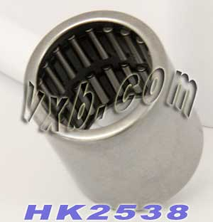HK2538 Needle Bearing 25x32x38 TLAW2538Z:vxb:Ball Bearing