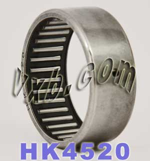 HK4520 Needle Bearing 45x52x20 TLA4520Z:vxb:Ball Bearing