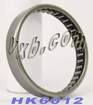 HK6012 Needle Bearing 60x68x12 TLA6012Z:vxb:Ball Bearing