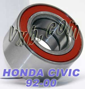 HONDA CIVIC Auto/Car Wheel Ball Bearing 1992-2000:VXB Beaing