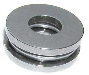 2 Thrust Bearing 10x18x5.5:vxb:Ball Bearings