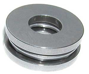 2 Thrust Bearing 9x17x5:vxb:Ball Bearings