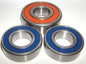 GSX R600 Suzuki Rear Wheel Bearing 1997-2000:vxb:Ball Bearing