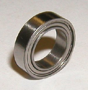 6908ZZ Bearing 40x62x12 Shielded:vxb:Ball Bearing