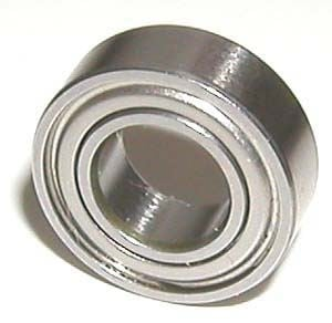 S6205ZZ High Temperature Stainless Steel Shielded Bearing 25x52x15:vxb:Ball Bearing