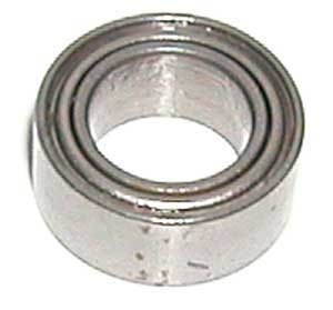 6X15 Bearing 6X15X5 Stainless:Shielded:vxb:Ball Bearings