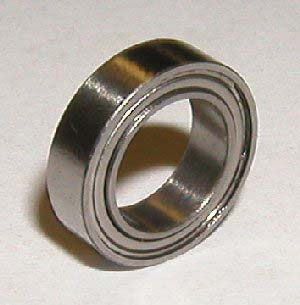 R3AZZ Shielded Bearing 3/16