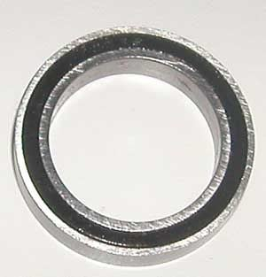 6702-2RS Bearing 15x21x4 Sealed:vxb:Ball Bearing