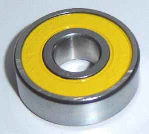 "SR6-2RS Ceramic Bearing 3/8""x7/8""x9/32"":Stainless:Sealed:ABEC-5:vxb:Ball Bearing"