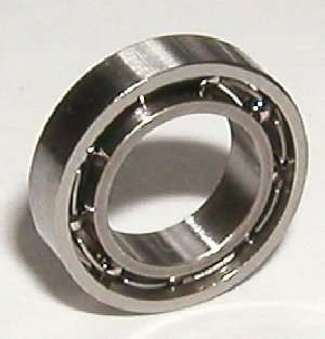 10 Bearing SMR52 2x5x2 Stainless:Open:vxb:Ball Bearings
