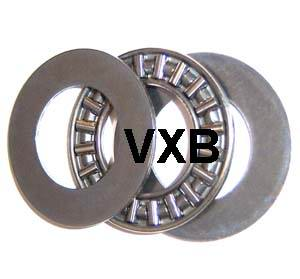 "Thrust Bearing 3""x3.74""x9/64"" inch:vxb:Ball Bearing"